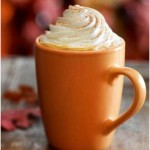 Pumpkin Spice Latte (quick and easy)