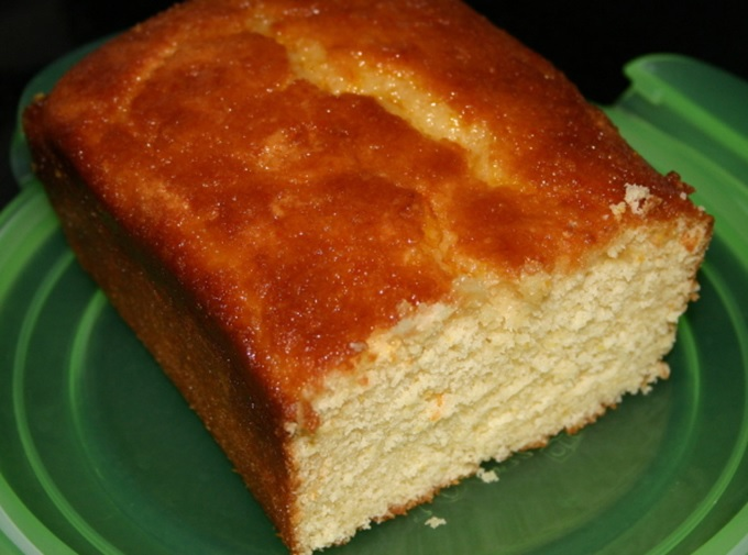 Orangesicle Cream Cheese Bread