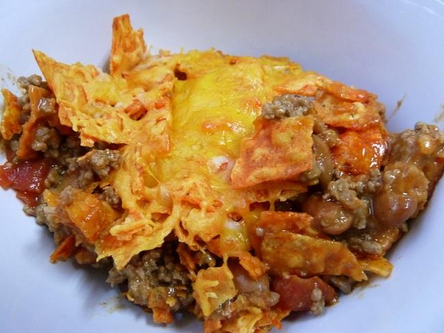 recipe: mexican beef casserole with doritos [2]