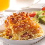 Potato Bacon Casserole