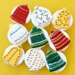 Nutmeg Bell Cookies