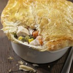 Home-Style Turkey Pot Pie Recipe