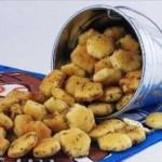 OYSTER CRACKER SNACK MIX and CHEX PARTY MIX
