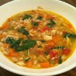 Italian Chicken Soup            in your slow cooker